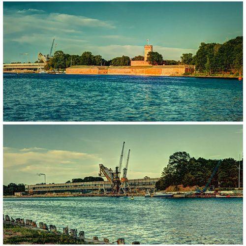 Moje miasto - GDAŃSK Fotomagik Fotoremik Gdansk Igersgdansk Ilovegdn Ilovetrojmiasto My3miasto Mycity Tricity Trojmiasto 3city 3miasto Zkmgdansk Gdansk_official Twierdza Wisla River