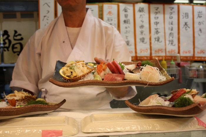 Foodie Japan Sushi Tokyo Tokyo Fishmarket Food Fresh Sashimi