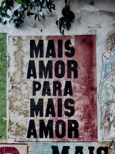 Mais amor para mais amor | More love for more love Mais Amor Amor More Love  Love