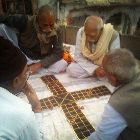 Chaupar YamunaGhat Evening Mathura UP RandomClicks ColorsOfIndia