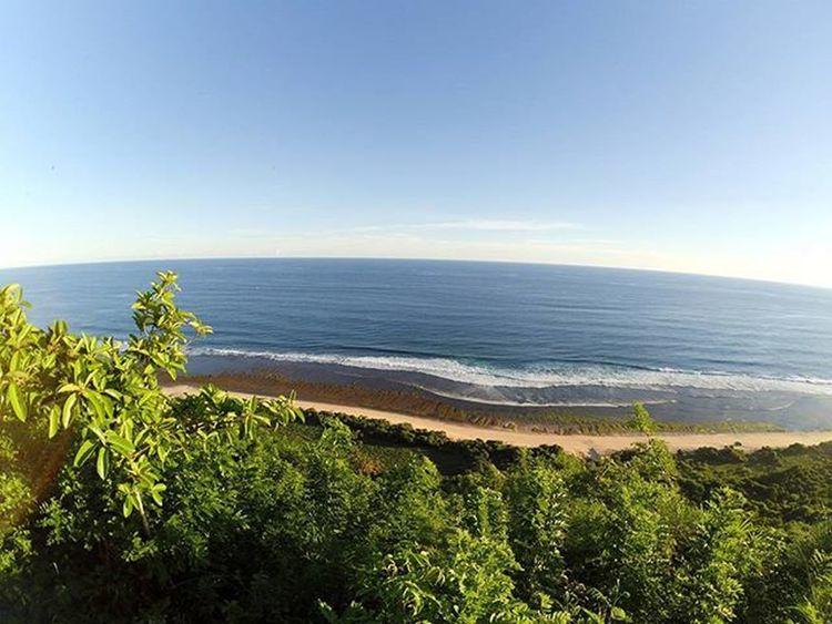 Perjalanan dimulai dari sini. Weekend Holiday Beach Nyangnyangbeach Uluwatu Pecatu Bali Xiaomiyi Xiaomi Yicamera