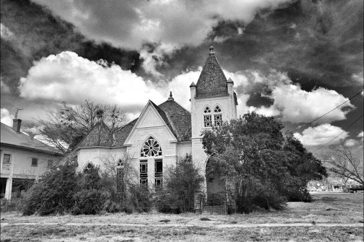 Blackandwhite Church Abandoned Eye4photography  Gonebutstanding Bw_collection EE_Daily: Black Sunday Eye4black&white
