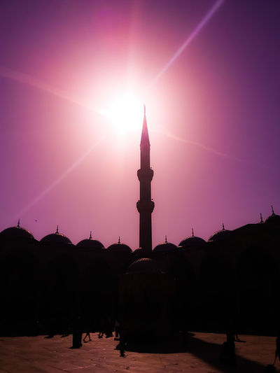 Silhouette Architecture Bluemosgue Sultanahmetcamii Istanbul City Travel Destinations Photoshoot EyeEm EyeEmBestPics Eyeemphotography Taking Photos Eyeemphoto Pictureoftheday PicturePerfect Eye4photography  Photo Photography Picture Photographer Photooftheday Pic Istanbul Sky Sun Cumamubarak