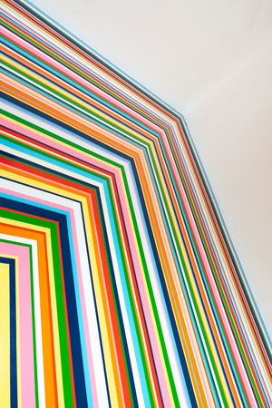 Abstract Abstract Backgrounds Abstract Photography Abstract Art Multi Colored Pattern No People Design Indoors  Wall - Building Feature Backgrounds Built Structure Close-up Decoration Art And Craft Architecture Full Frame Shape Studio Shot Low Angle View In A Row Copy Space Wall Ornate Ceiling
