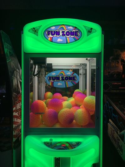 Colored Balls Colorful Color Bouncy Balls Balls Arcade Game Arcade Games Arcade Fun Zone Fun