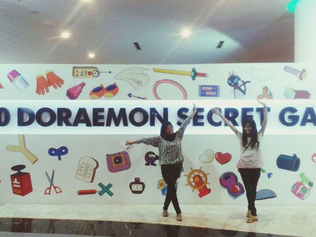 Doraemon100expo Ancol Beach City Jakarta,indonesia Love Fun