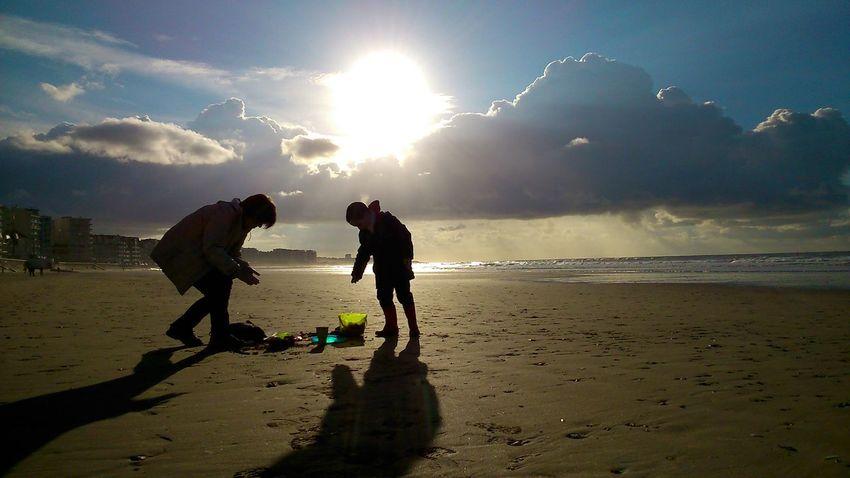 Light And Shadow Life Is A Beach Lessablesdolonne Plage