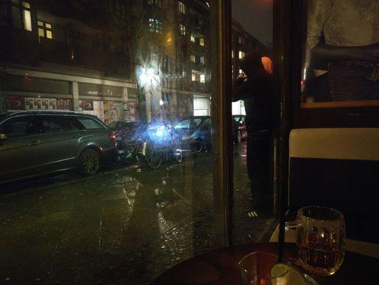 Car City Illuminated Night No People