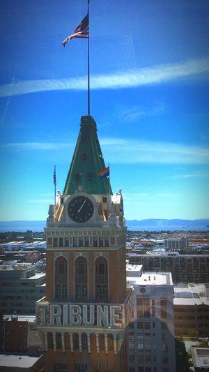 Oaktown pride. Sfpride Rainbowflag