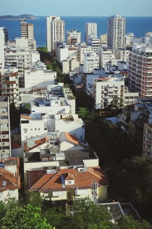 Ipanema from Cantagalo favela. Architecture City High Angle View Residential District Rio De Janeiro Photooftheday Ipanema Beach Ipanema Riodejaneiro Brasil ♥ Bestoftheday Favela Rio De Janeiro Eyeem Fotos Collection⛵ Cidademaravilhosa