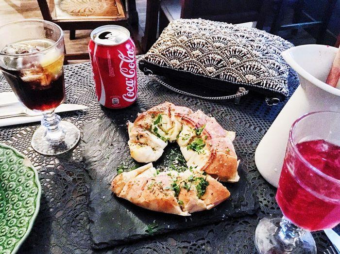 • 🇮🇹 • Garlicbread Cucinaitaliana Food Freshness Madefromscratch Italianfood Foodporn Fromwhereistand VSCO