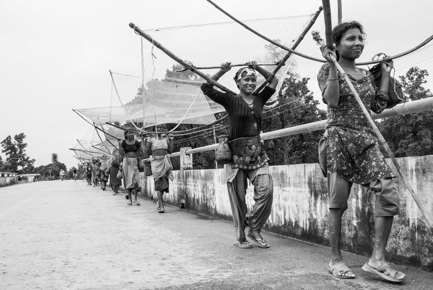 India Full Length Happiness Lifestyles Portrait Real People Smiling Togetherness Travel Destinations Young Adult Young Women The Street Photographer - 2018 EyeEm Awards The Traveler - 2018 EyeEm Awards