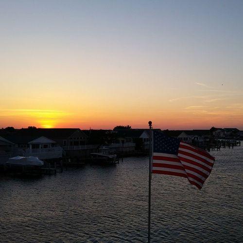 Tonight's Memorialday Sunset Oceancitycool OceanCity maryland ocmd ocmdphotography everythingoc