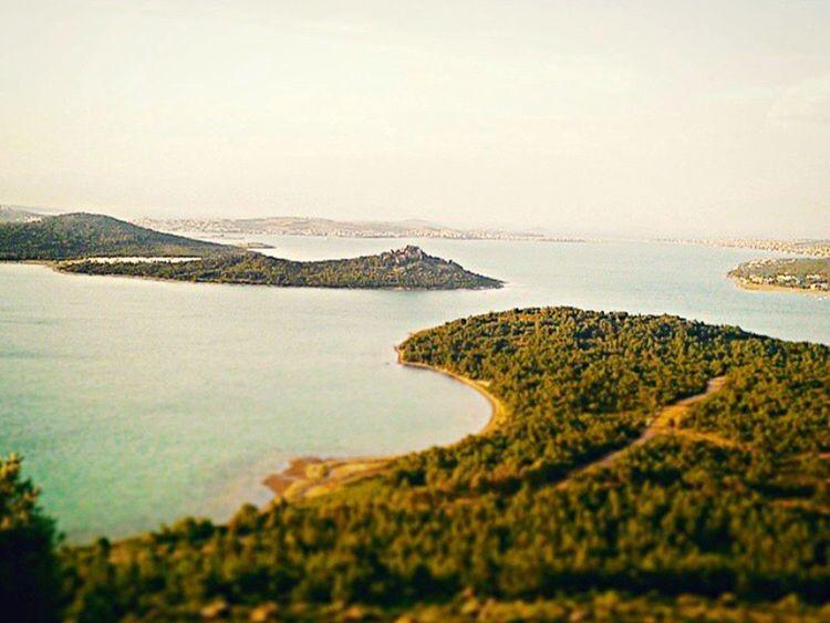 Beauty In Nature Landscape No People Ayvalik 🐚🐳🐬🏊