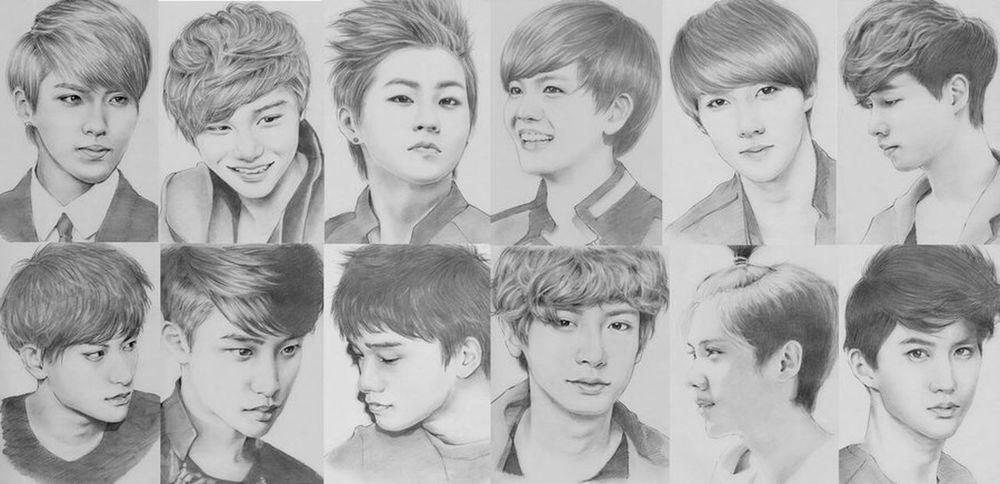 pretty? EXO Exo-K EXO-M