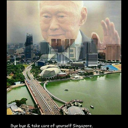 Final Words RememberingLKY LKY's Legacy Lky
