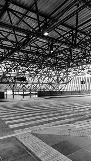 Airport Greenhouse City Airplane Hangar Girder Construction Site Ceiling Architecture Built Structure Sky