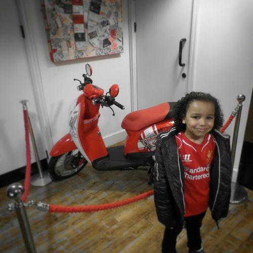 Liverpoolfc Liverpool YNWA Anfield Enjoying Life