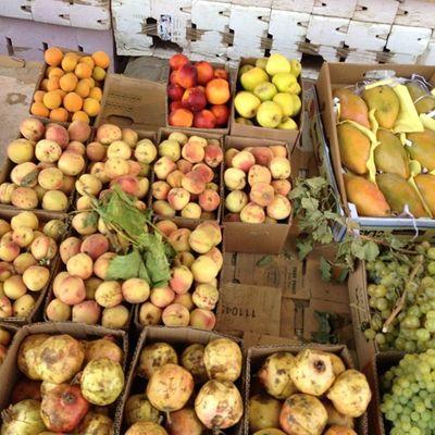 سوق الخضار ببلجرشي