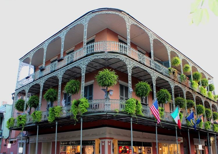 http://www.raconets.com/es/2017/05/frenchquarter-2/ Special Beautiful Live Built Structure Building Exterior Day Outdoors Travel Raconets Architecture City Modern Steel Music Jazz Life USA Vacations R&b USAtrip New Orleans, USA Photos Travel Destinations