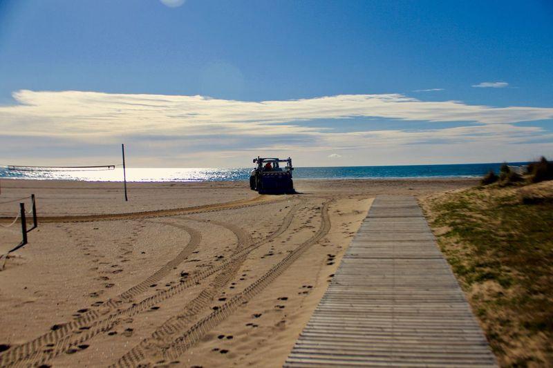 Land Beach Sea Sand Water Sky Nature