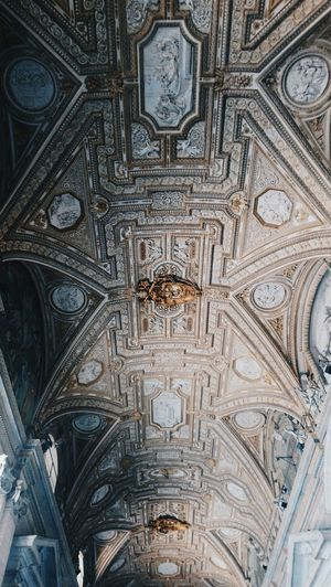 Place Of Worship History Religion Pattern Spirituality Ceiling Architecture Built Structure Close-up Architecture And Art Architectural Design Architectural Detail
