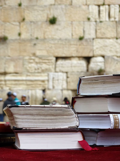 Torah Bar Mitzvah Western Wall Of Jerusalem Western Wall Jerusalem Wailing Wall Kotel Israel Men Orthodox Jews Bar Mitzah Jews Orthodox Tempel Mount Dome Of The Rock Travel Destinations