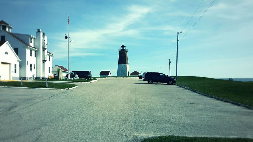 Point Judith Light Narragansett, Rhode Island Lighthouse_captures Lighthouse_lovers S6 Coastline Landscape Coastal_collection EyeEm EyeEm Best Shots - Landscape EyeEm Gallery Eyeemphotography Eye4photography  By The Sea Ocean State Rhode Island Photography⚓ Edit No. 3