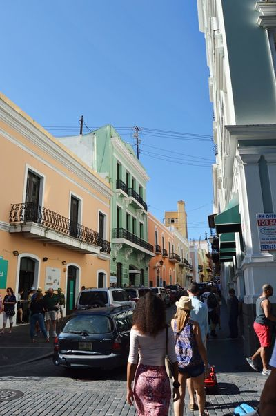 America Latina Architecture City Colors Outdoors People Puerto Rico South America Vacations