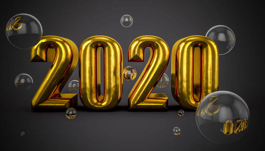 2020 year on