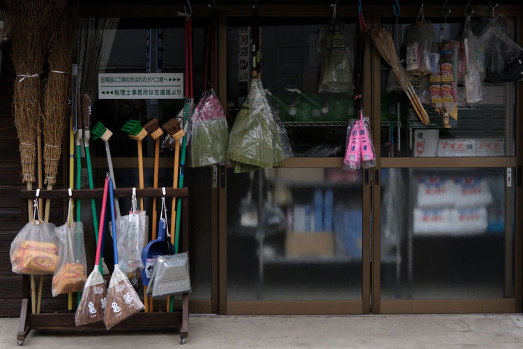 Arrangement Art Choice Cleaning Tools Day Decor Decoration Group Of Objects Hanging Local Shops Multi Colored No People Still Life Store Variation