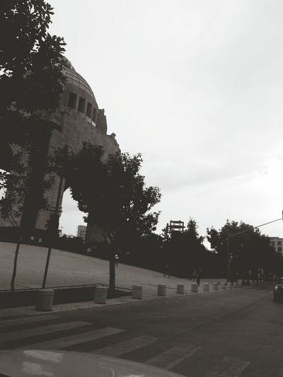 Monument RevolucionMexicana Monumento A La Revolucion Mexico City Mexico De Mis Amores Tree Pixelated City Sky Architecture