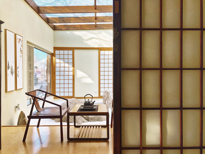 Indoors  Seat