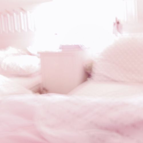 Beds Pink Pastel Minimal Twin White Light