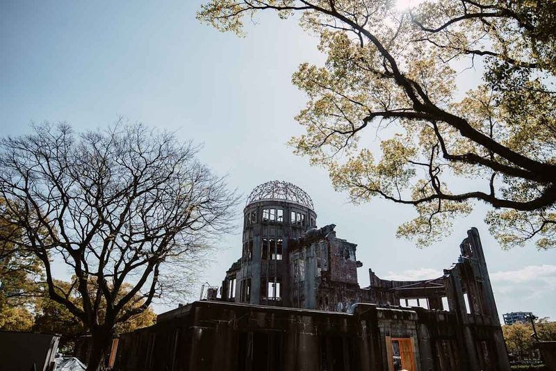 Ultimate Japan Hiroshima Atomic Bomb Dome Dividiary Travel Photography Ktraveljourney