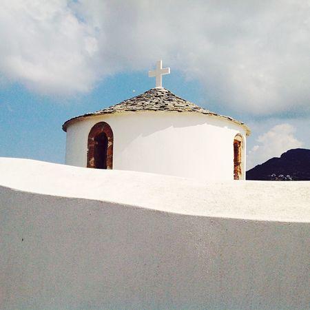 Skópelos Skopelos Greek Island Old Church Aegean Sea EyeEm Best Shots Eyemphotography
