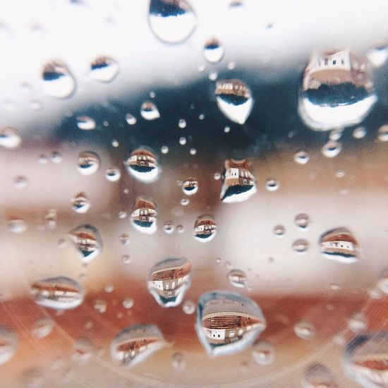 Maximum Closeness Drop Backgrounds Wet Close-up No People Water Rainy Season Indoors  Particle Macro Photography Macro Tear Drops Reflection Window Another Point Of View