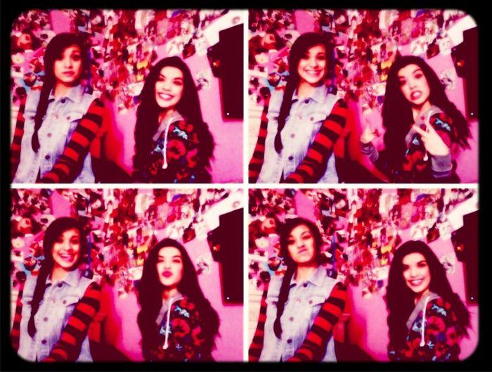 With Taylaaaaaa :*