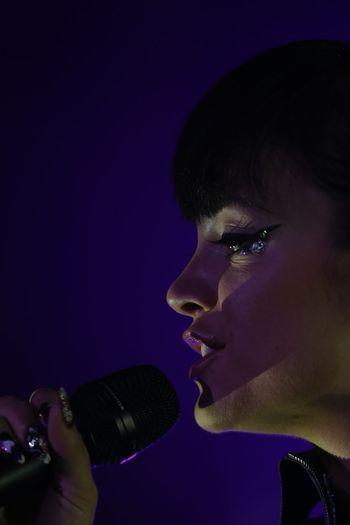 Highline Ballroom Lily Allen Leroe24fotos.com Press-Pass
