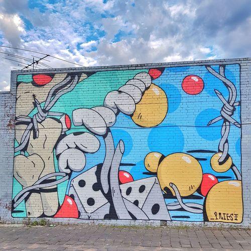 Streetart EyeEm Best Shots Picoftheday Artporn