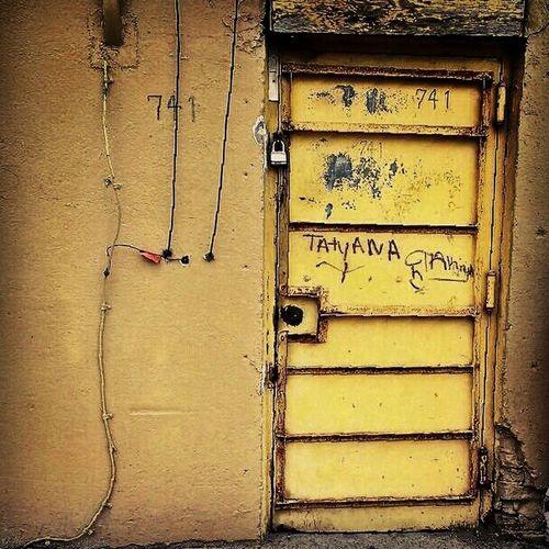 Yellow Submarine Textures Doorporn Abandoned & Derelict Urbantexture Partnersingrime Filthyfeeds #filthyfamily  Dirty Doors Forgotten Walls Filthyfemales Lousyfeeds Touchmywalls Forgotten Doors Doors