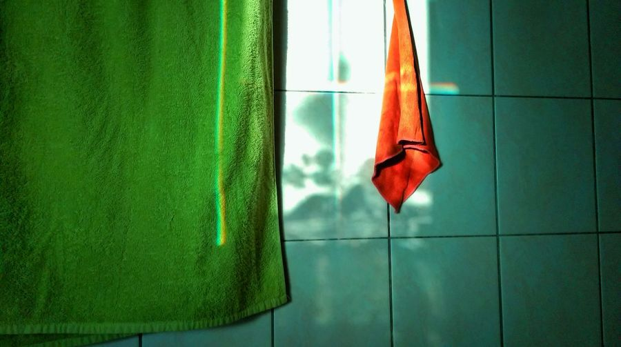 Bathroom Peaceful Refraction Light Shadow Rainbow