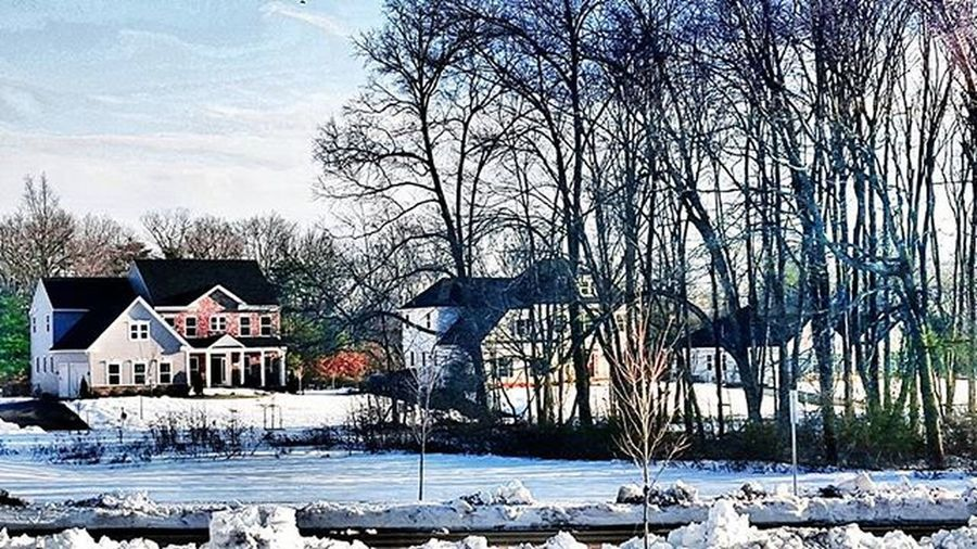 Snow Afterthestorm  Nature Naturelovers Naturephotography Treelovers Tree Branches Photographylovers Photography Mypointofview Picoftheday Pictureoftheday Bestofinstagram Bestoftheday Diffrentperspective IGDaily Igworldclub Igbest Igmasters Ignature Instagood Instanature Buildings Virginia winter house homes