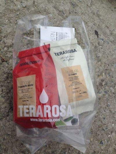 Terarosa Coffee ㅎㅎㅎ
