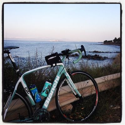 TRIATHLON Training Bike Bianchi bianchiinfinito