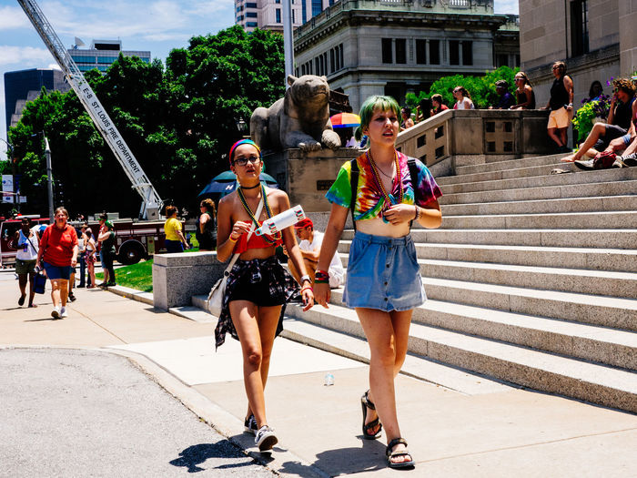 St. Louis Pride June 25-26, 2016 http://dylanmurphy.net http://instagram.com/dylanmurphy Outdoors People Pride Street Photography