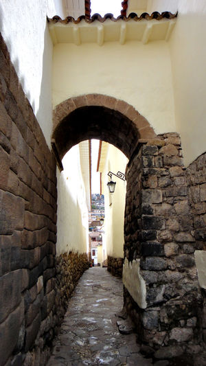 Alley Arch