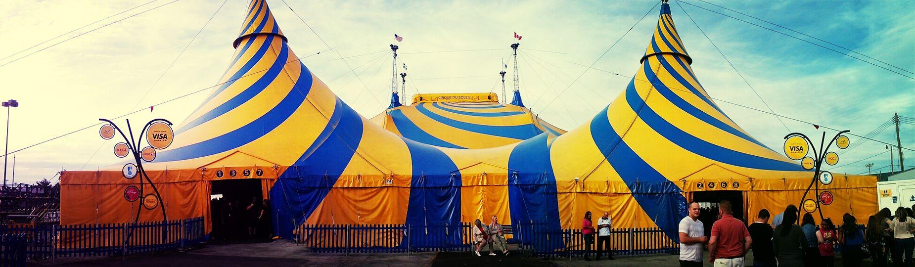 totem Totem Cirque Du Soleil Photograph Columbus Columbus, Ohio Columbus, Ohio