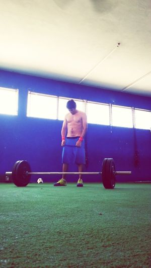 Sexy Boy Crossfit Strong Crossfit Excercise