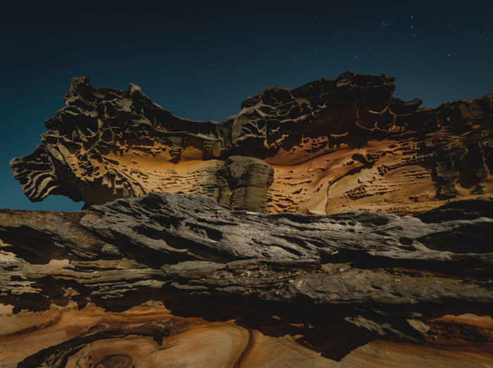 Moon Nights 🌕 Night time long exposure during full moon. Shot with Nikon D800E & Tamron 15-30mm wide angle lens. Rock Rock - Object Formation Eroded Outdoors Landscape No People Sky Rock Formation Solid Night Full Moon Nightphotography Moonlight Sandstone Haunting  Mysterious Long Exposure Wide Angle Nightscape Textured  Nightsky Scenics - Nature Physical Geography Non-urban Scene Travel Destinations Geology Hiking Adventures Hiking Nightshot High Resolution Australia Night Walk Remote My Best Photo Odd Nature Bizarre Bizarre Nature Light And Shadow Dark Blue Weathered Longtimeexposure